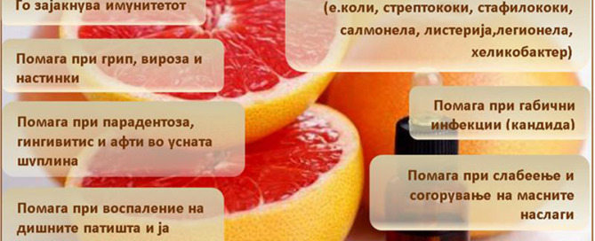 grejpfrut svojstva